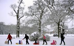 uk snow january 2017 yes it s going to snow in the uk this week