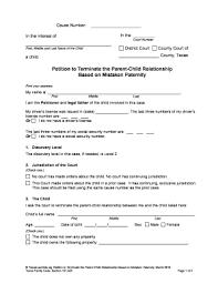 voluntary child custody agreement form templates fillable