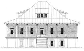 Allison Ramsey House Plans Camp Hatteras House Plan C0235 Design From Allison Ramsey Architects