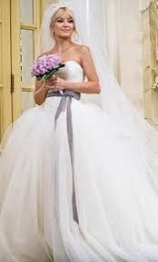 vera wang wedding dress vera wang brides wars 4 000 size 6 used wedding dresses