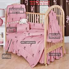 camo baby bedding girls
