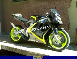 Yamaha Tzr125 Brief About Model