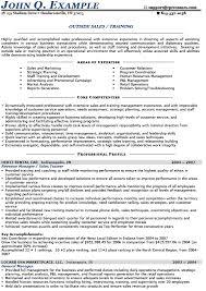 resume template sle 2017 resume outside sales resume template resume builder