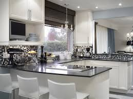 Contemporary Kitchen Design Backsplash - Modern backsplash