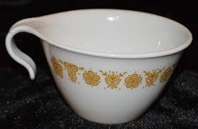 Ebay Corelle Corelle Livingware Gold Pattern Butterfly U0026 Flowers Hooked Handle