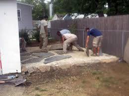 Drainage Problems In Backyard - backyard drainage into catch basin backyard and yard design for