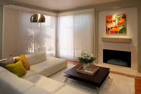 Best Blinds For Bay Windows Bay Window Vertical Blind Houzz