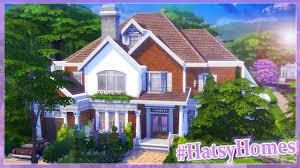 Build Dream Home The Sims 4 Speed Build The Conley U0027s Dream Home Youtube