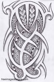 islander tribal image design download free image tattoo designs