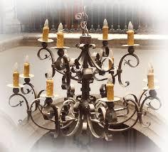 Colonial Chandelier Custom Made Illumination