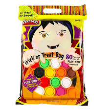 halloween bags for trick or treating play doh halloween trick or treat bag 80 fun size cans