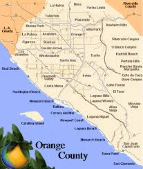 Map Of Orange County Goto Image Results For