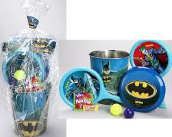 batman easter basket filled easter baskets