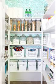 pantry ideas for kitchens how to organize your pantry and a pretty pantry makeover classy