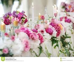 wedding decoration on table floral arrangements and decoration