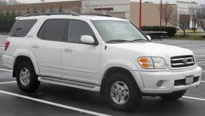 toyota 4wd models toyota sequoia yaw rate sensor investigation closed