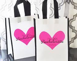bachelorette gift bags bachelorette bag etsy
