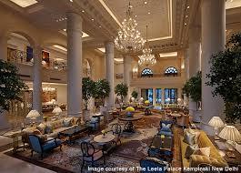 Luxury Lobby Design - the lobby of the luxury hotel image hotel management network