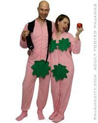 adam and costume diy adam and costume idea using footed pajamas