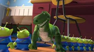 rex characters toy story