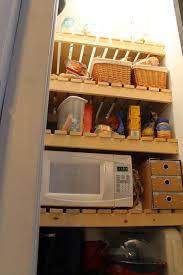 wood slat remodelaholic sliding barn door pantry makeover with wood slat