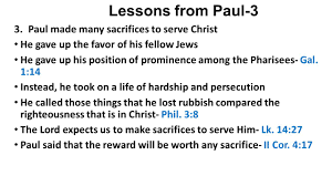 L K He Paul Acts 7 Introduction 1 This Is The First Mention Of The Man