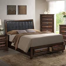 King Storage Platform Bed King Platform Storage Bed Frame