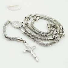aliexpress buy gokadima 2017 new arrivals jewellery aliexpress buy women crucifix pendant rosary necklace bead