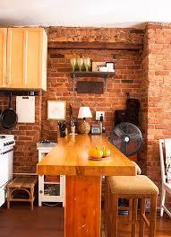 kitchens with brick walls kitchen brick kitchen designs 61 brick kitchen designs qumania