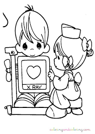 162 precious moments coloring pages images
