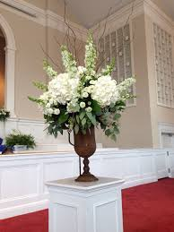 wedding flowers knoxville tn church arrangement florals wedding decorations traditional