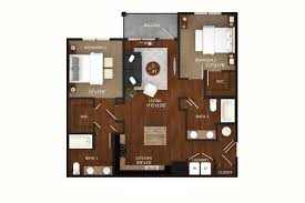 Nia Floor Plan by Gardens At Harvest Point Affordable Apartments In Augusta Ga