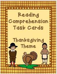 thanksgiving math activity task cards math task cards middle