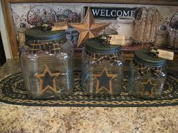 primitive kitchen canister sets canister set you could these for kitchen bath display