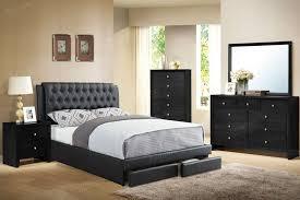 black california king bed