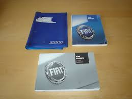 fiat ducato owners manual handbook with wallet 1994 2006 2 0