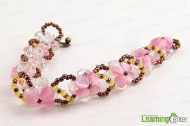 handmade beaded jewelry ideas make beaded bracelets out of heart