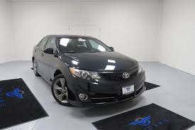 toyota main dealer 2012 toyota camry se v6 se v6 stock 13082 for sale near