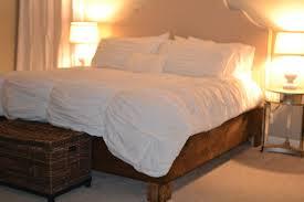 bed frames rustic platform beds barnwood beds solid platform bed