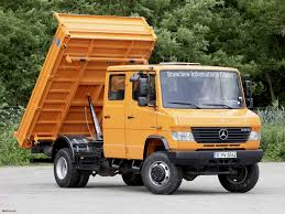 mercedes truck 4x4 benz vario double cab truck 4x4 w670 1996 wallpapers