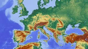 map europ free illustration map central europe europe free image on