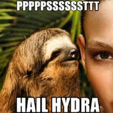 Hail Hydra Meme - hail hydra meme exploding in the wake of captain america the winter