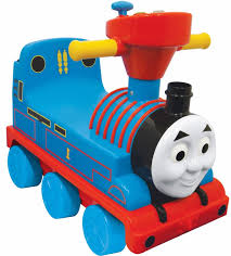 thomas train ride car play toys kids engine friends