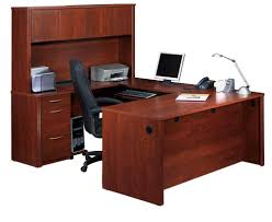Magellan L Shaped Desk Mesmerizing Magellan L Shaped Desk Office Depot Desk With Hutches
