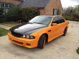 fast and furious cars the only surviving bmw m5 replica from fast u0026 furious 4 movie for sale