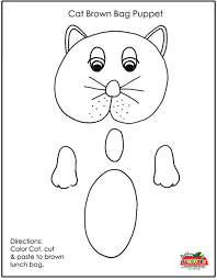 c is for cat coloring page week 3 c