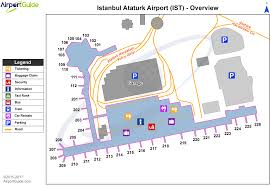 Dallas Terminal Map by Airport Maps For Carnets Ata Carnet
