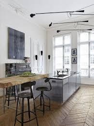 nom d un appartement parisien et sa cuisine cool interiors