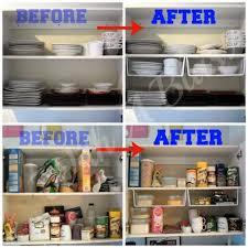 Kitchen Cabinets Organized - Kitchen cabinets organization