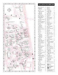 Washington Dc Ward Map by Cua Campus Map Directory Basilica Of The Immaculate Conception